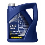 Моторное масло Mannol TS-5 Truck Special 10w40 UHPD 5l