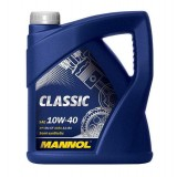 Моторное масло Mannol Classic 10w40 4л